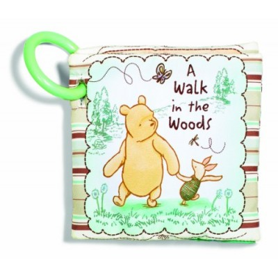 Kids Preferred Disney Baby Winnie The Pooh Classic Pooh Soft Activity Cards (Discontinued by Manufacturer)