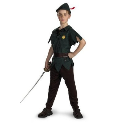 Peter Pan - Size: Child S(4-6)