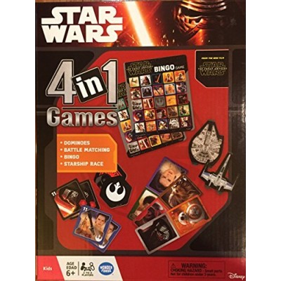 Star Wars 4 in 1 Games