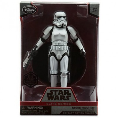 Star Wars 6.5'' Elite Series Die-Cast Figure Stormtrooper (Episode IV: A New Hope)