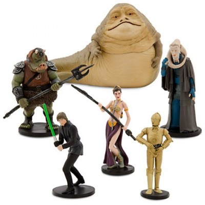 STAR WARS Return of the Jedi - Action Figure Playset