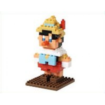 [Tokyo Disney Resort Pinocchio nano block] TDR PINOCCHIO nanoblock (japan import)