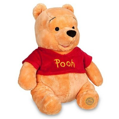 Winnie the Pooh Plush -- 14'' H