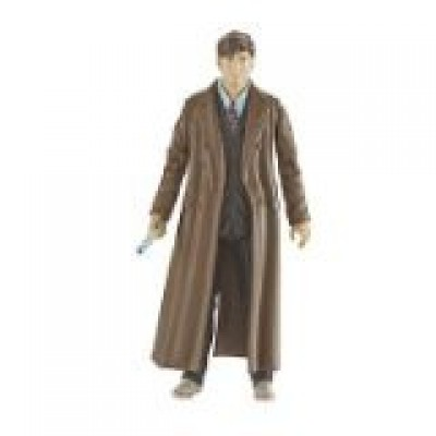 Doctor Who, Wave 3 Articulated Action Figure, The Tenth Doctor, 3.75 Inches