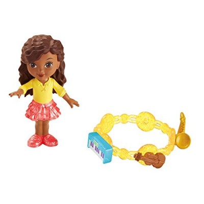 Fisher-Price Dora and Friends - Emma's Music Adventure Charms