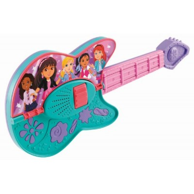 Fisher-Price Dora and Friends Play It Two Ways Guitar