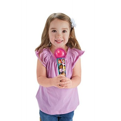 Fisher-Price Nickelodeon Dora and Friends Sing It Together Microphone