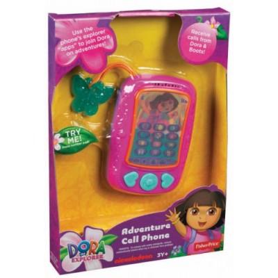 Dora the Explorer Adventure Cell Phone