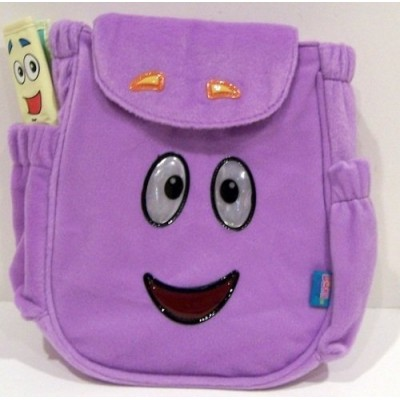 Dora the Explorer Plush Backpack Bag