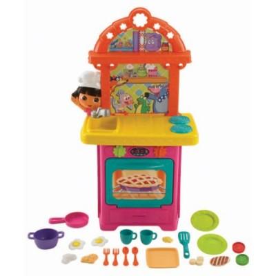 Dora the Explorer: Sizzling Surprises Kitchen