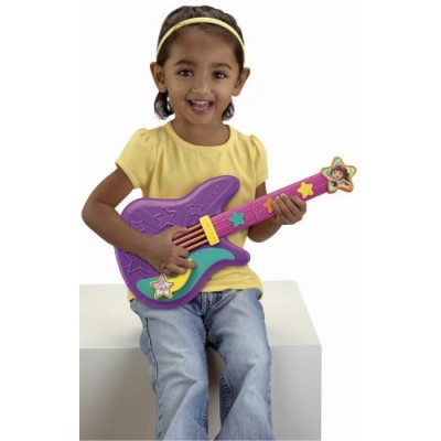 Fisher-Price Dora Singing Star Guitar