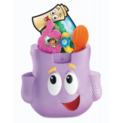 Fisher-Price Dora Talking Backpack