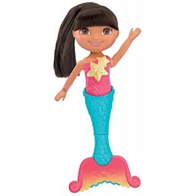Fisher-Price Dora The Explorer Dive and Swim Mermaid Dora