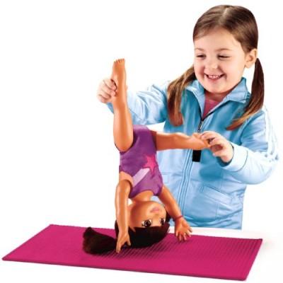 Fisher-Price Dora The Explorer Fantastic Gymnastics Dora