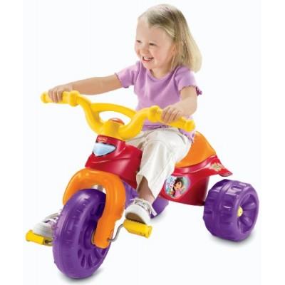 Fisher-Price Dora The Explorer Tough Trike
