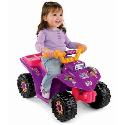 Power Wheels Dora Lil Quad
