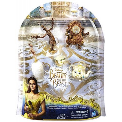 "Disney Beauty and The Beast Castle Friends Collection Figure Set 2"" IN STOCK"
