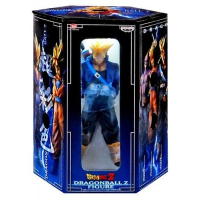 Dragonball Z Banpresto 5 Inch #003 Super Saiyan Trunks