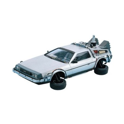 Dragon Models Back to The Future II Delorean Model Kit, Scale 1:24