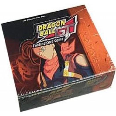 Dragonball GT Score Trading Card Game Super 17 Saga Booster Box 24 Packs