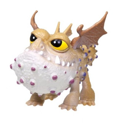 Dreamworks Dragons Defenders of Berk Mini Dragons Meatlug (Gronckle)