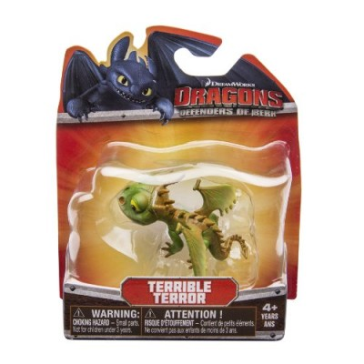 Dreamworks Dragons Defenders of Berk Mini Dragons, Terrible Terror