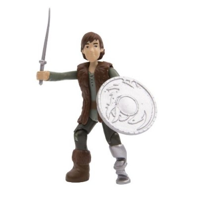 Dreamworks Dragons Defenders of Berk, Mini Figure, Hiccup