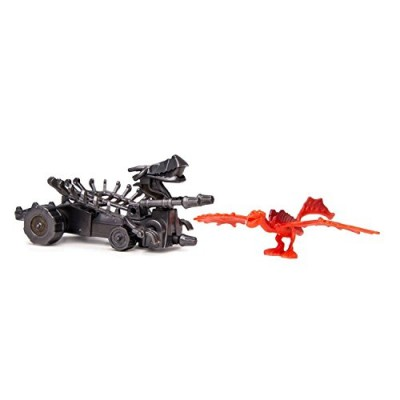 DreamWorks Dragons, How to Train Your Dragon 2 Battle Pack - Monsterous Nightmare vs Snuffer