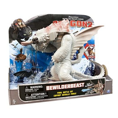 DreamWorks Dragons: How to Train Your Dragon 2 - Bewilderbeast Final Battle Set