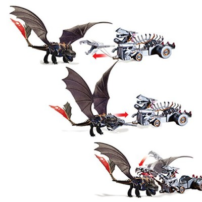 DreamWorks Dragons - How To Train Your Dragon 2 - Power Dragon Attack Set