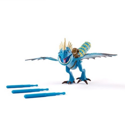 DreamWorks Dragons, How to Train Your Dragon 2 Stormfly Power Dragon (Tail Twist Spike Attack)