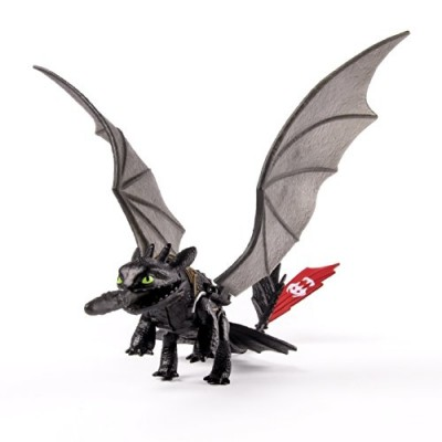 DreamWorks Dragons How to Train Your Dragon 2 - Toothless Power Dragon (Power Glow)