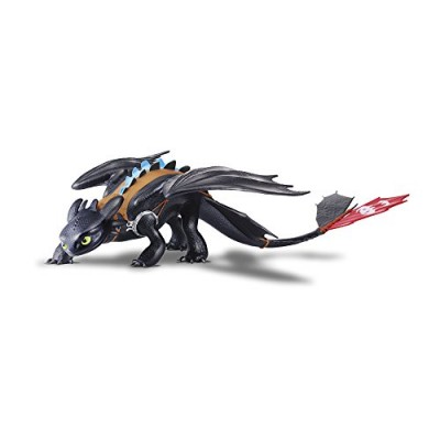 "DreamWorks How To Train Your Dragon 2 - 23"" Mega Toothless Alpha Edition"