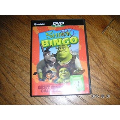 Shrek BINGO DVD Game by DreamWorks