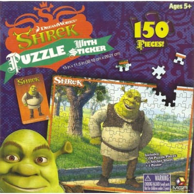 Shrek Puzzle by Dreamworks