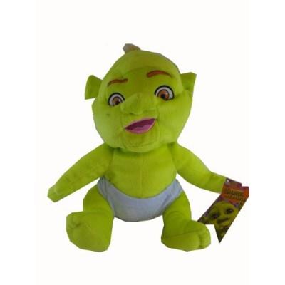 "Shrek the Third 6.5"" Plush Baby Girl Beanie"