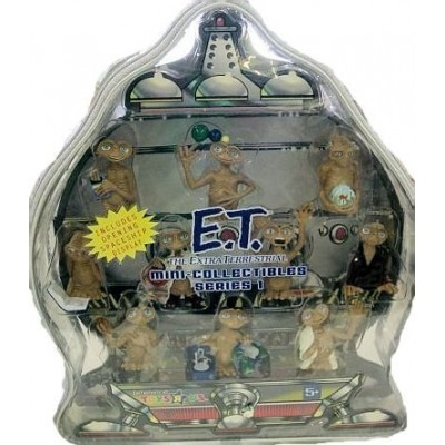 E.T. The Extra-Terrestrial Mini Collectibles (Series 1)