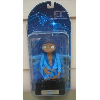 E.T. Limited Edition Collectible Figure - E.T. In Robe