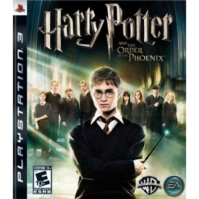Harry Potter and the Order of the Phoenix - Playstation 3
