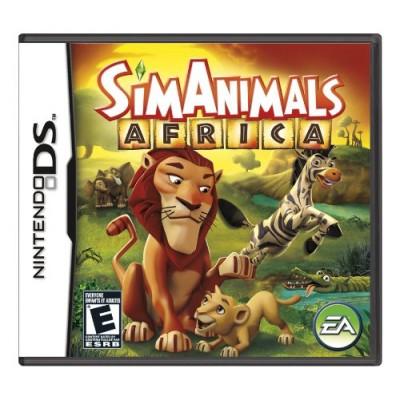 SimAnimals Africa - Nintendo DS