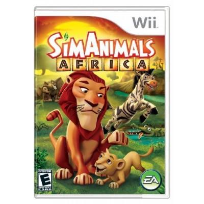 SimAnimals Africa - Nintendo Wii