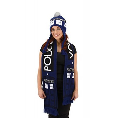 elope Doctor Who TARDIS Laplander