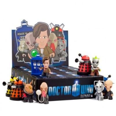 Doctor Who Titans Series 2 Random Vinyl Figure