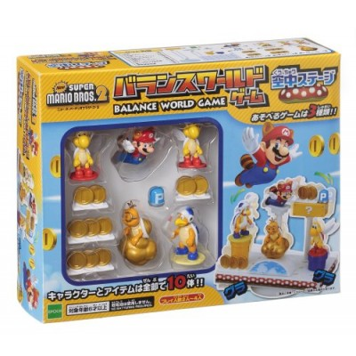 New Super Mario Bros. 2 game world balance air stage (japan import) by Epoch