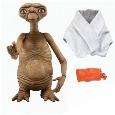 NECA E.T. 30th Anniversary Action Figure ET Galactic Friend