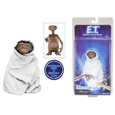 Neca Steven Spielbergs E.T. the Extra-Terrestial Series 2 - Night Flight E.T....