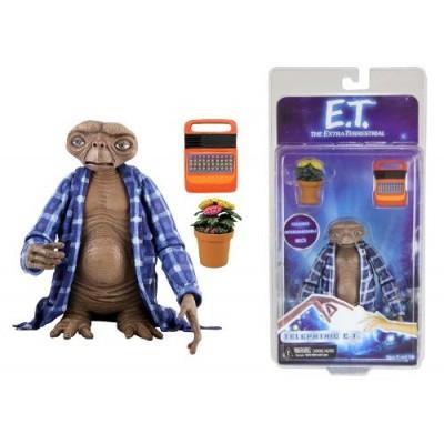 Neca Steven Spielbergs E.T. the Extra-Terrestial Series 2 - Telepathic E.T. A...