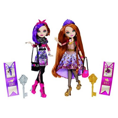 Ever After High Holly O'Hair and Poppy O'Hair Doll (2-Pack)