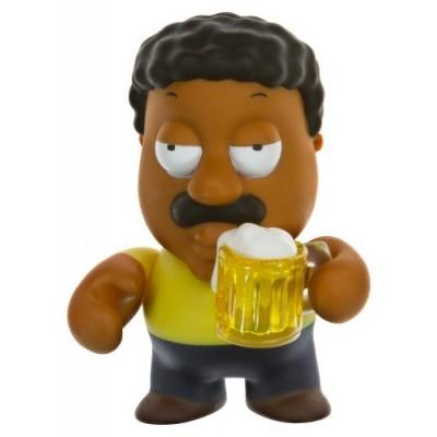 "Cleveland Brown: Family Guy X Kidrobot ~3"" Mini-Figure"