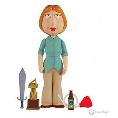 Family Guy Action Figure Series 1 - Lois Griffin